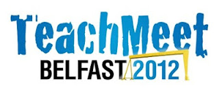 TeachMeet Belfast logo