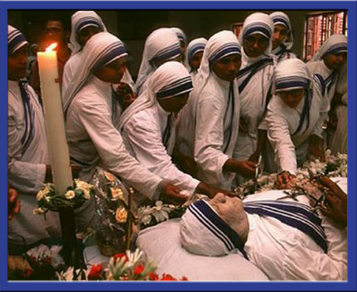 Pengabdian kemanusiaan Bunda Teresa seumur hidup