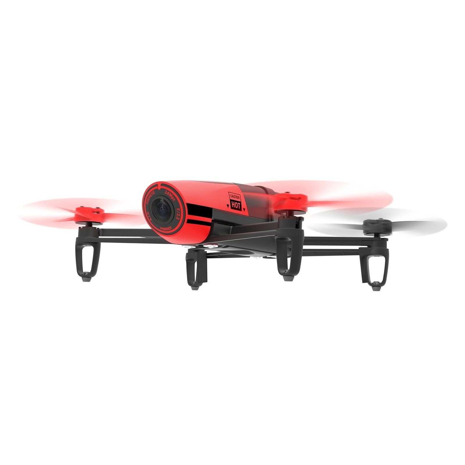 Only $100 - Gift Idea Parrot Quadcopter Drone with 14MP Full HD 1080p Wide-Angle Camera