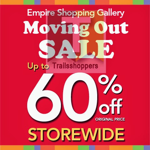 Stride Rite Moving Out Sale Empire Shopping Subang Jaya