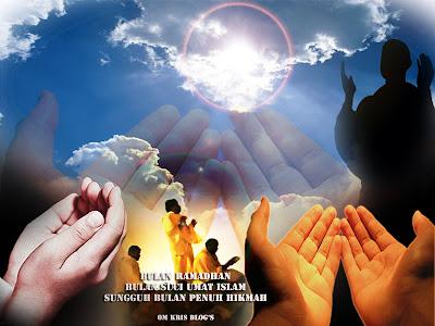 Do'a - Do'a di Bulan Puasa Ramadhan