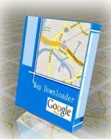 برنامج تحميل الخرائط Easy Google Maps Downloader