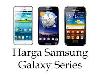 Harga Hp Samsung Galaxy Terbaru Bulan Mei 2013