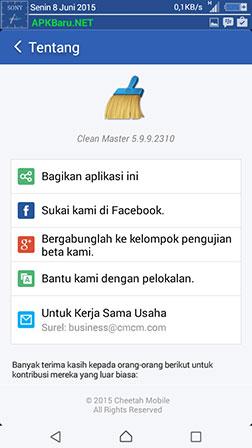 clean master v5.9.9 apk
