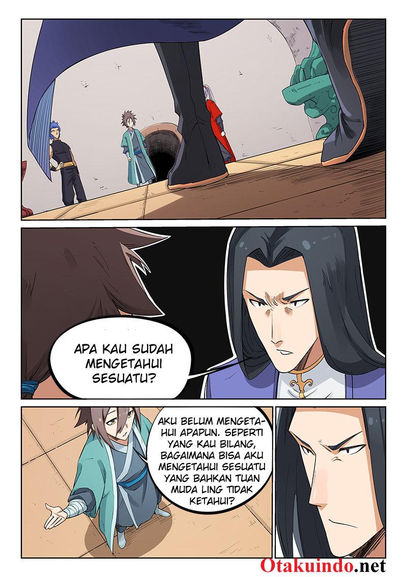 Star Martial God Technique Chapter 203-1