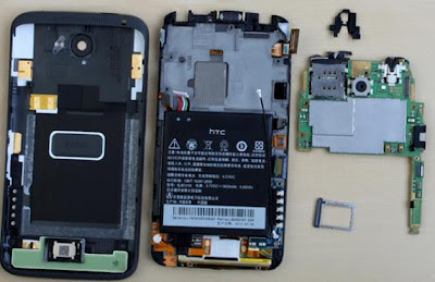 htc one x PJ83110