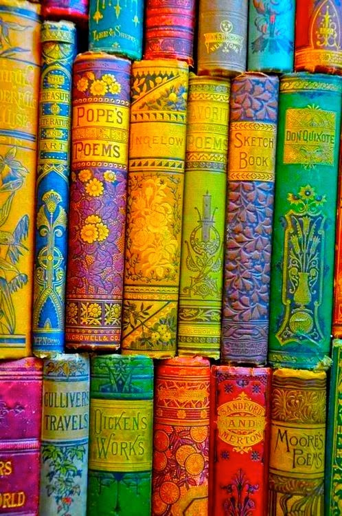 beautiful binding