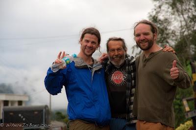 Joel, Eduardo, and Jared , Chris Baer, Colombia