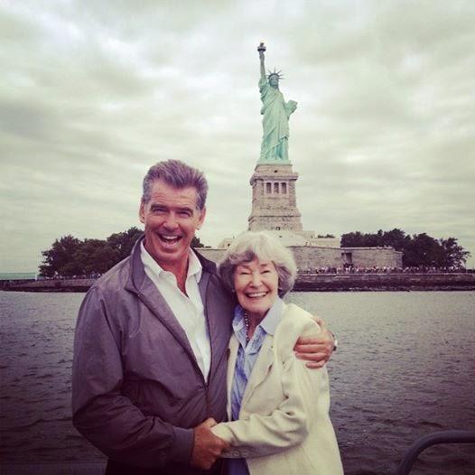 Pierce en Nueva York