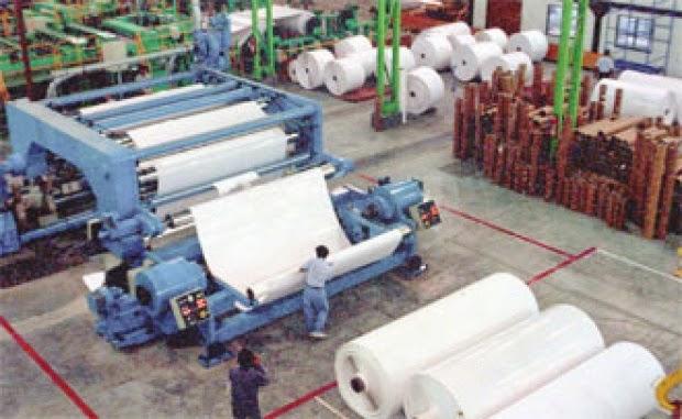Daftar Pabrik Kertas / pulp skala besar di Indonesia ~ produksi Kertas Untuk Percetakan Se Indonesia