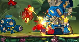 Awesomenauts Game