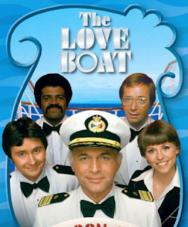 Cast from the television series, The Love Boat