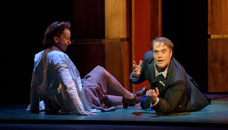 Lawrence Zazzo - Handel Orlando - Welsh National Opera - photo Bill Cooper