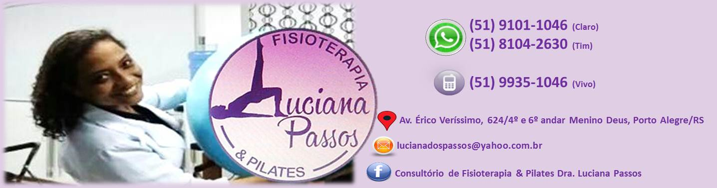 Luciana Passos Stúdio Pilates e Fisioterapia