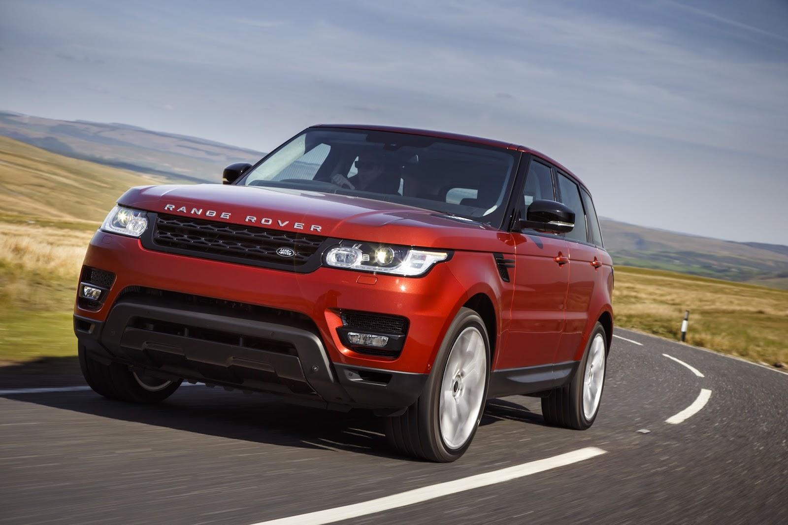 the new range rover sport larger size evoque cars. Black Bedroom Furniture Sets. Home Design Ideas