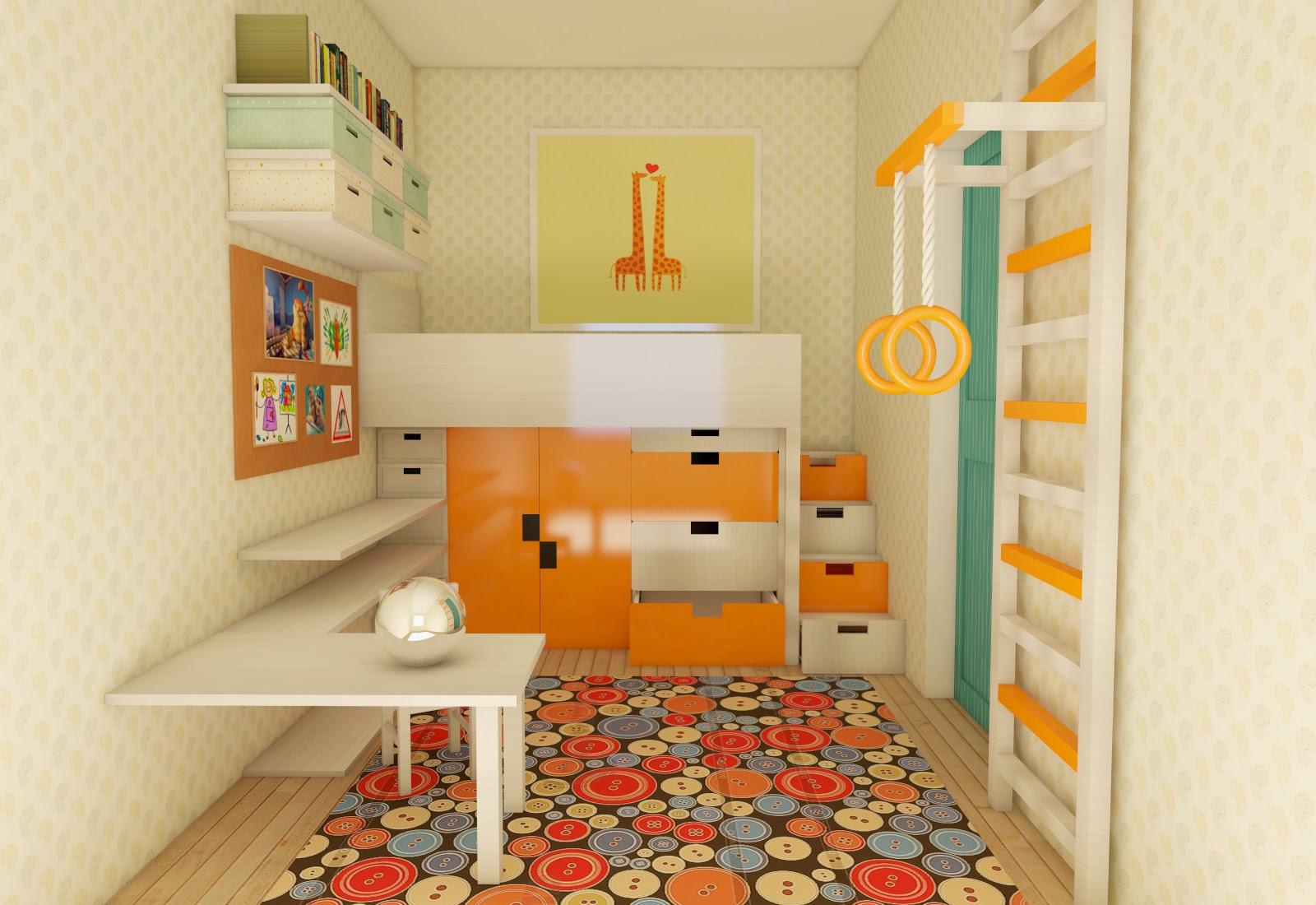 Комната 6 кв. м дизайн