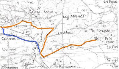 El Camino de Santiago del Norte por Cuerres