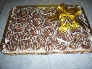 حلوى بالكاوكاو ونيسلي بدون فرن سهلة وبسيطة بالصور