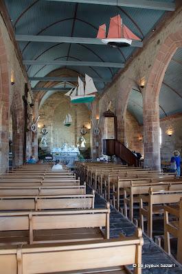Camaret sur mer - chapelle Notre Dame de Rocamadour