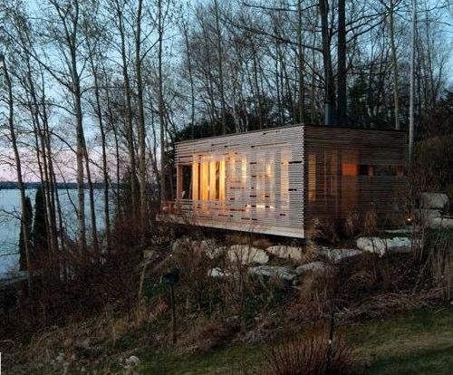 Architecture Cabin