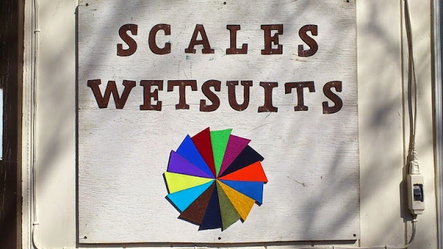 SCALES WETSUITS