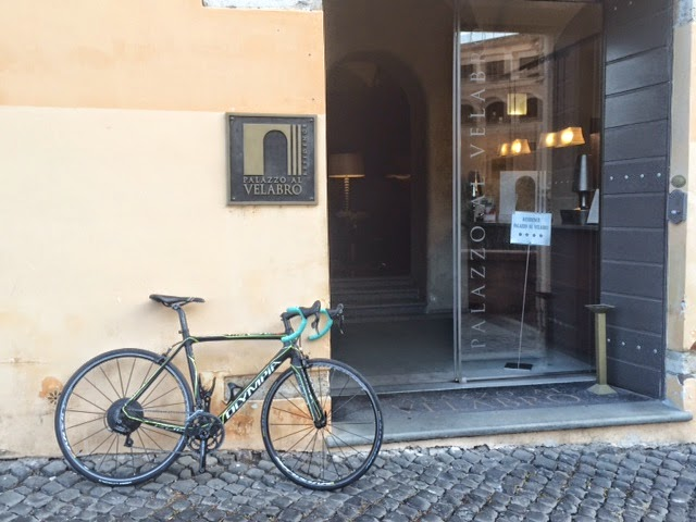 road bike rental roma