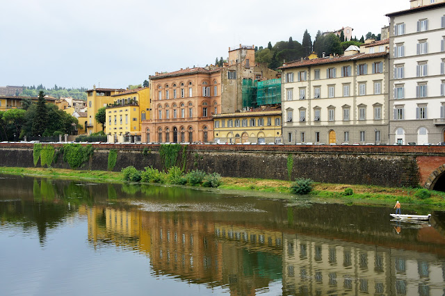 rain in florence arno