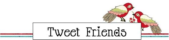 Tweet Friends Quilt Along Post 5: Freezer Paper and Starch Applique