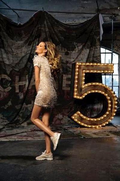 Gisele Bundchen è la protagonista di Chanel N5
