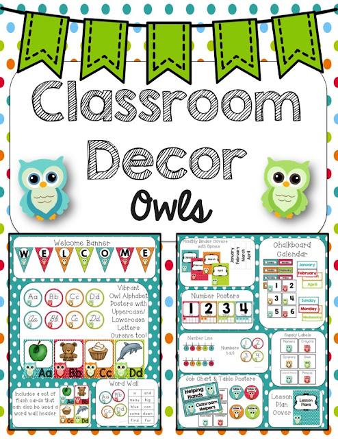 https://www.teacherspayteachers.com/Product/Classroom-Decor-Brights-1275157