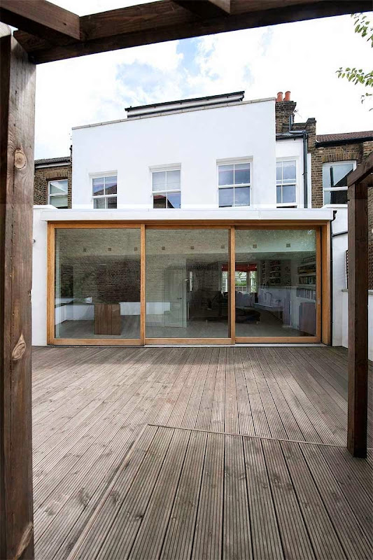 Faceted House 2 - Paul McAneary Architects