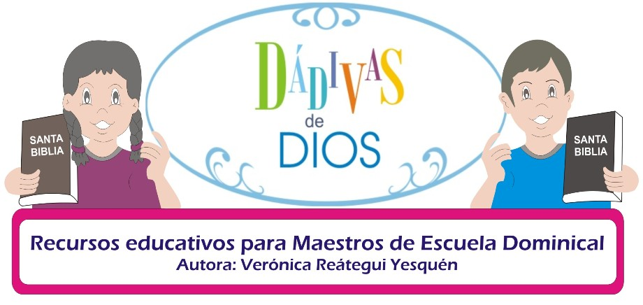 DDIVAS DE DIOS,  ESCUELA DOMINICAL Y EBDV