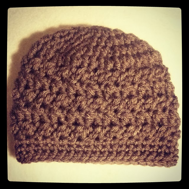Owen Hat - Made by Niccupp Crochet - Designed by Loops of Love