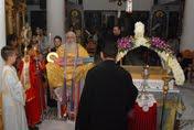 Tα Εγκώμια της Υπεραγίας Θεοτόκου εις τον Ι. Ν. του Αγίου Αντωνίου στα Κρύα Ιτεών (φωτο-video)