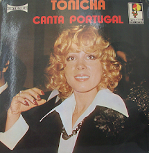 Tonicha canta Portugal, 1975