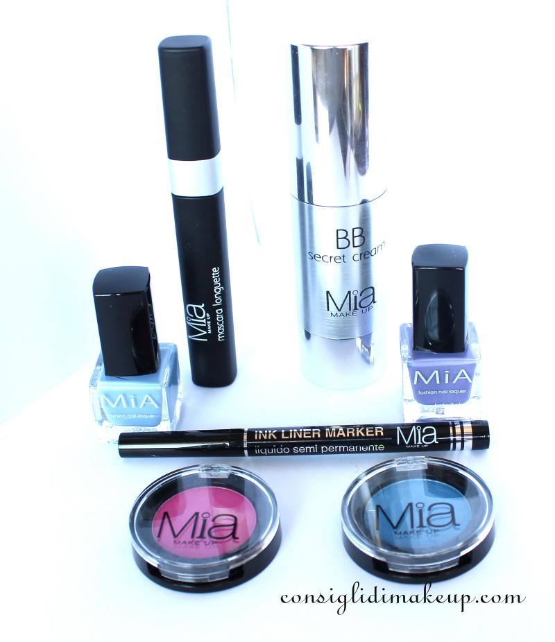 Mia Makeup: presentazione marchio e prime impressioni