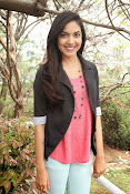 Ritu Varma photos at Anurag Prod movie launch-thumbnail-14