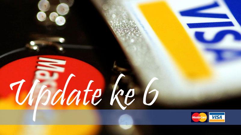 Bagi - Bagi VCC gratis update ke 6