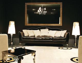 Italian Modern Interior Design for Living Room Photo