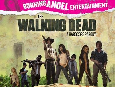 walking dead parody