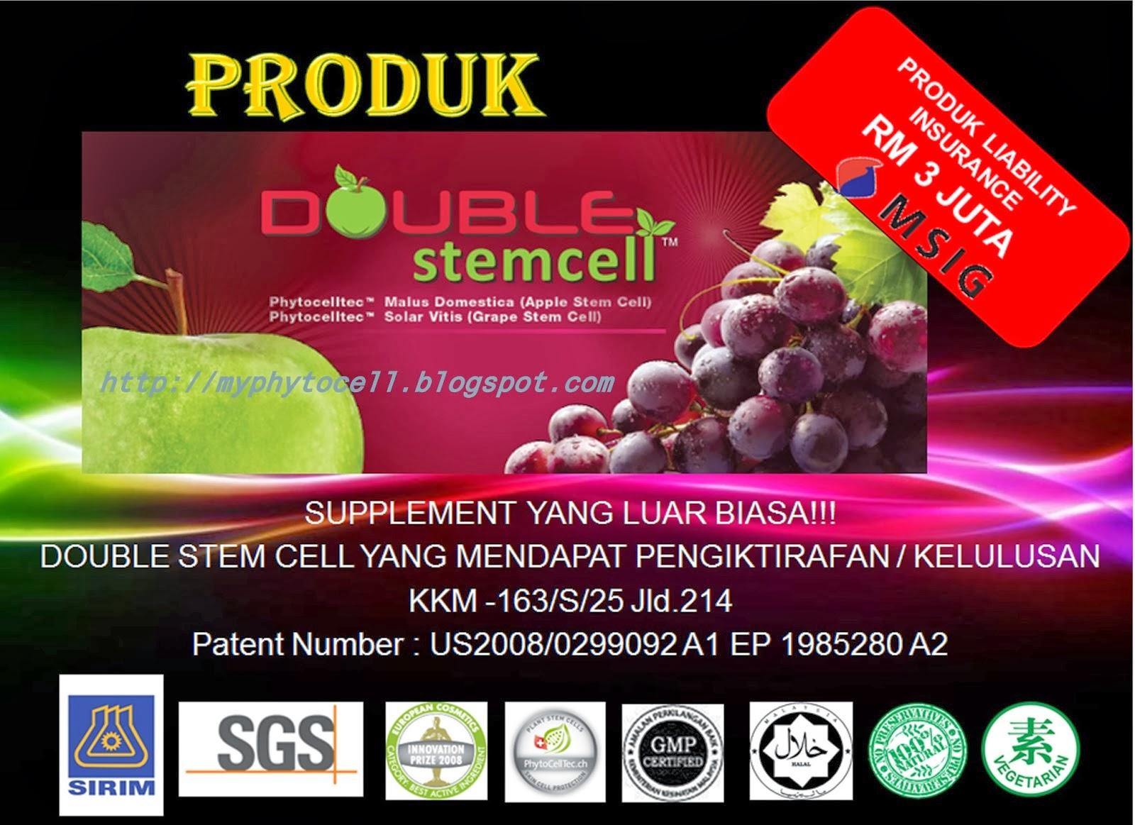 Double Stemcell - HEBAT