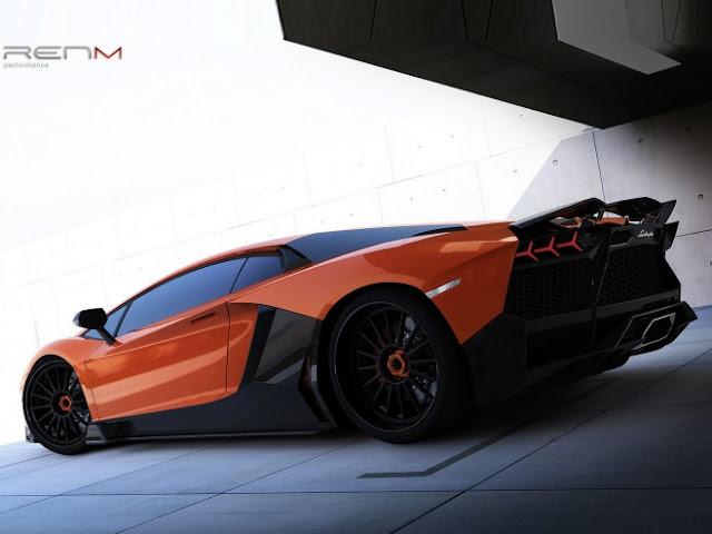 Corsa RENM Lamborghini Aventador Limited Edition