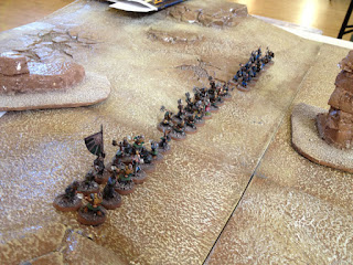 The Hobbit SBG - Dwarf Deployment