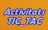 RECULL D'ACTIVITATS