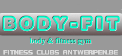 fitness centrum club BODY-FIT Antwerpen fitness cardio-toestellen krachttoestellen body-building