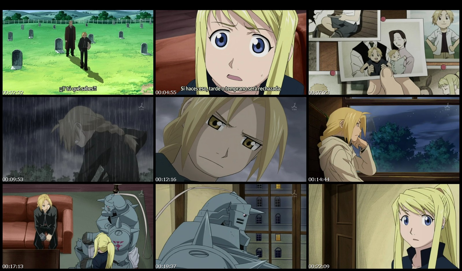 Fullmetal Alchemist Brotherhood Sub Torrent