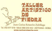 TALLER ARTISTICO DE PIEDRA