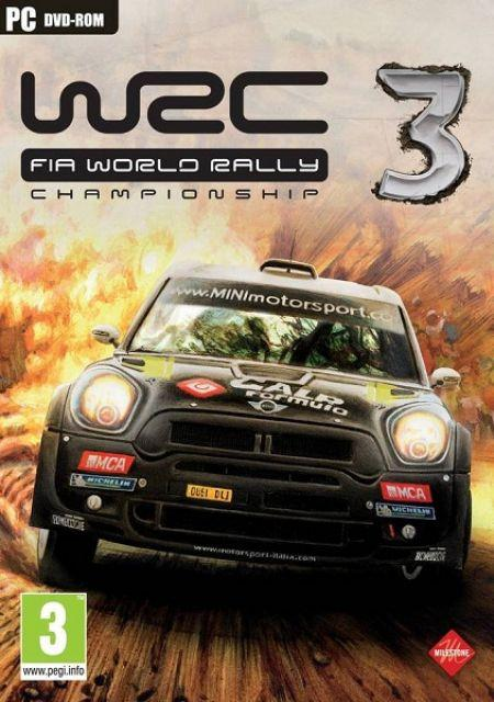 WRC World Rally Championship 3 pc
