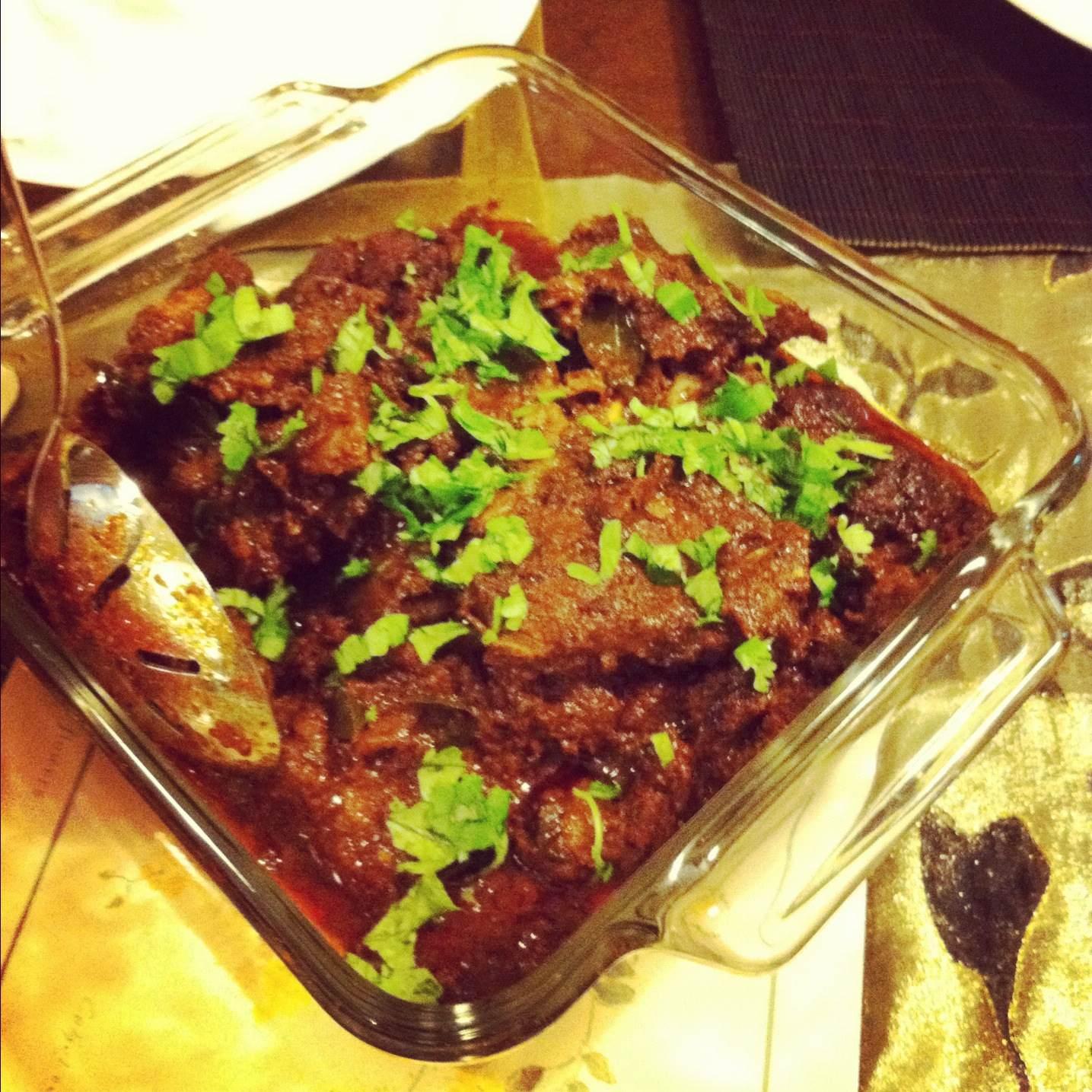 how to make mutton chops gravy