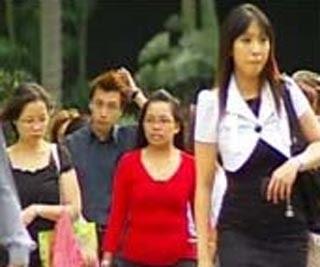 Wanita Singapura kelima paling tak setia di dunia